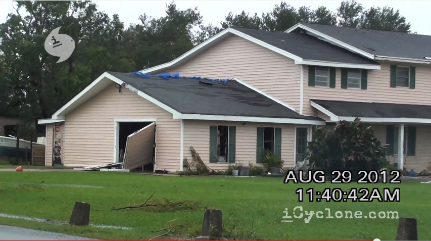 Isaac Wind Damage 1